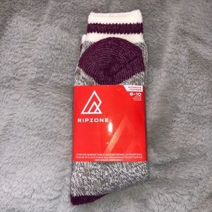 Ripzone thermal socks (free with purchase)